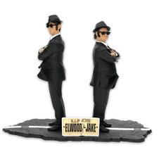 The Blues Brothers Figurenset