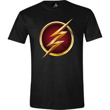 The Flash T-Shirt 3D Logo