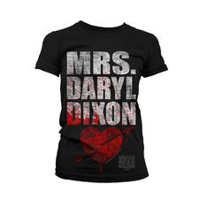 The Walking Dead Girlie Shirt