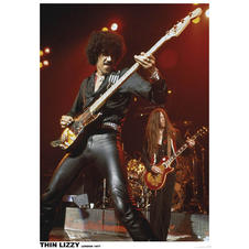 Thin Lizzy Poster -