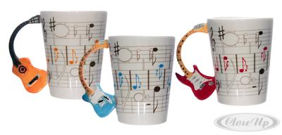 Tasse Gitarre Rock it! 3-er Set Design by Ted S...