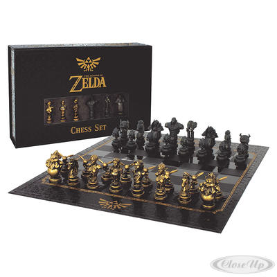 The Legend of Zelda Schach Collector´s Edition
