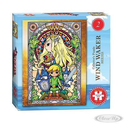 The Legend of Zelda Puzzle Wind Waker
