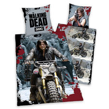 The Walking Dead  Reversible Bed Sheets