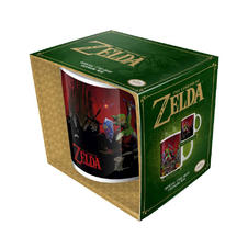 The Legend of Zelda Thermo Effect Mug