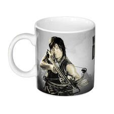 The Walking Dead XL-Tasse
