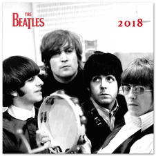 The Beatles Calendar 2018