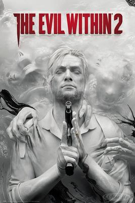 The Evil Within 2 Poster Key Art
