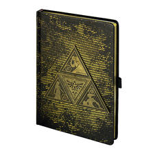 The Legend of Zelda Note book