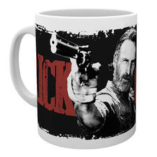 The Walking Dead Tasse Rick