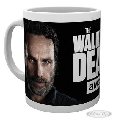 The Walking Dead Tasse Rick and Negan - broschei