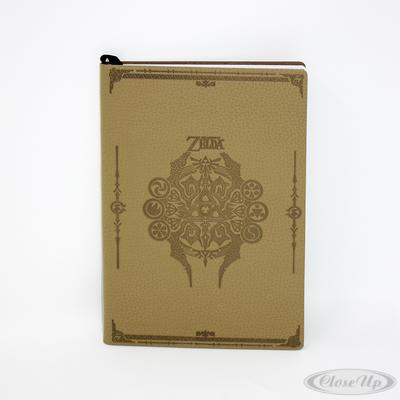 The Legend of Zelda Notizbuch Sage Symbols jetztbilligerkaufen