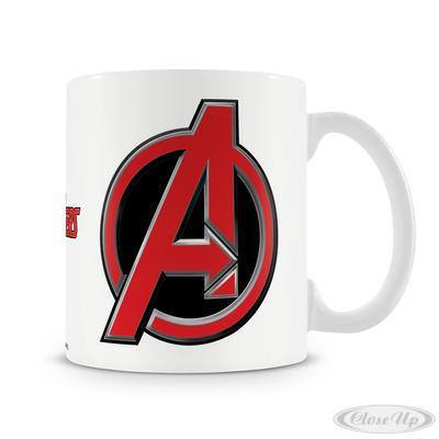 The Avengers Marvel Tasse Logo jetztbilligerkaufen
