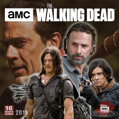 The Walking Dead Kalender 2019