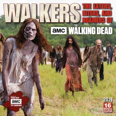 The Walking Dead Kalender 2019 ´´WALKERS´´ Eate...