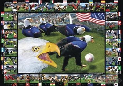 Usa Fussball 2006