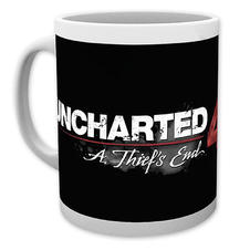Uncharted 4 Tasse A Thief's