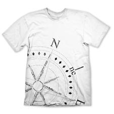 Uncharted 4 T-Shirt Compass