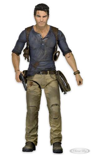 Uncharted 4 Actionfigur Nathan Drake - Actionfiguren
