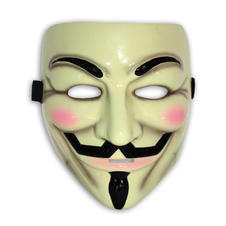 V For Vendetta Deluxe Mask