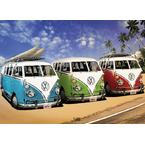 VW Transporter Giant Poster