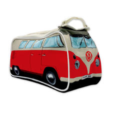 VW Bully Wash Bag Red