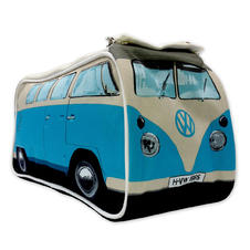 VW Bully Wash Bag Blue