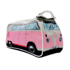 VW Bulli Wash Bag Pink
