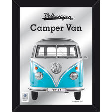 VW XL Mirror Camper Van