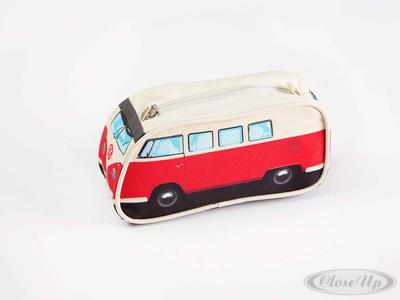VW Bulli Stiftemäppchen Rot Pencil Case
