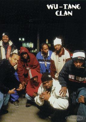 Wu-Tang Clan Poster