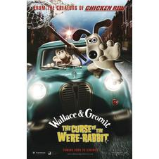 Wallace & Gromit the Curse of