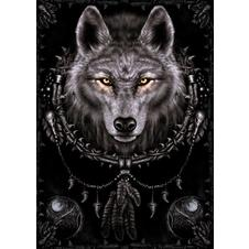 Wolf Poster Wolf Dreams