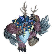 World of Warcraft Premium Actionfigur Moonkin  Serie 4