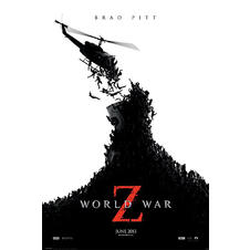 World War Z Poster Teaser