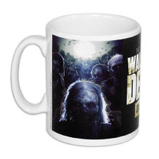 The Walking Dead Tasse Zombies