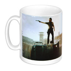 The Walking Dead Tasse Prison