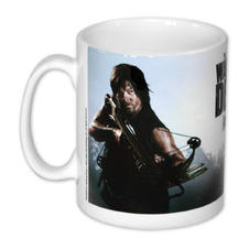 Walking Dead Mug Daryl