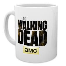 The Walking Dead Tasse Logo