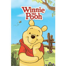 Winnie The Pooh Poster Pooh