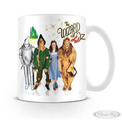 Wizard of Oz Tasse Classic