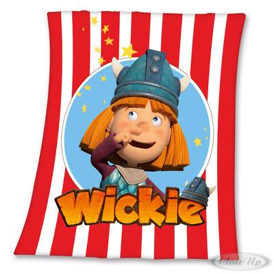 Wickie und die starken Männer Fleecedecke Wickie