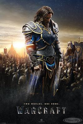 Warcraft Poster Lothar