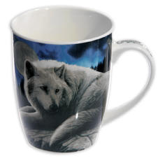 "Wolf Tasse ""Guardian of the"