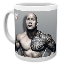 WWE Tasse The Rock