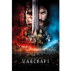 Warcraft Poster: The Beginning - One Sheet