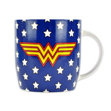 Wonder Woman Tasse Stars Logo