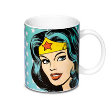 Wonder Woman Tasse