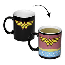 Wonder Woman Thermo Effect Mug