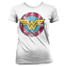 Wonder Woman Girlie Shirt